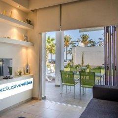 Отель Villa Nora Кипр, Протарас - отзывы, цены и фото номеров - забронировать отель Villa Nora онлайн интерьер отеля