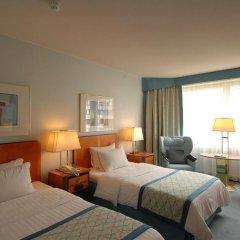 Отель Hilton Helsinki Strand 4* Стандартный номер с 2 отдельными кроватями фото 8
