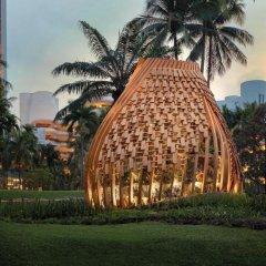 Shangri La Hotel Singapore 5* Номер Делюкс фото 4