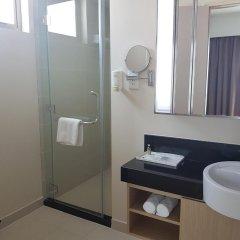 Отель Somerset Ho Chi Minh City 4* Улучшенные апартаменты с различными типами кроватей фото 9