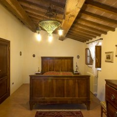 Отель Podere Il Castello Ареццо интерьер отеля