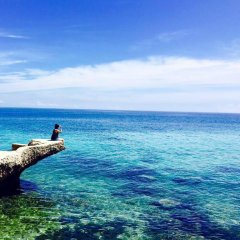 Отель Crown Regency Residences - Cebu пляж
