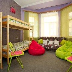 Hostel Feelin Кровать в общем номере с двухъярусной кроватью фото 2