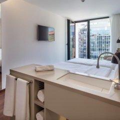 Отель Lux Lisboa Park 4* Стандартный семейный номер с двуспальной кроватью фото 4