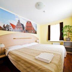 Отель Aparthotel Autosole Riga 4* Студия с 2 отдельными кроватями фото 8