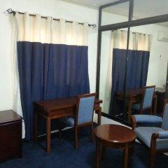 Отель ED Scob Suites Limited 2* Номер Делюкс с различными типами кроватей фото 14