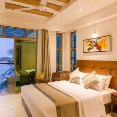 Hotel Ocean Grand at Hulhumale 4* Стандартный номер с различными типами кроватей фото 6
