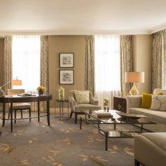 Отель JW Marriott Grosvenor House London 5* Представительский люкс разные типы кроватей фото 11
