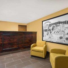Отель Super 8 by Wyndham Diamondville Kemmerer США, Даймондвилл - отзывы, цены и фото номеров - забронировать отель Super 8 by Wyndham Diamondville Kemmerer онлайн интерьер отеля фото 3