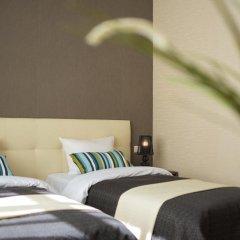 Гостиница Силуэт Стандартный номер 2 отдельные кровати фото 5