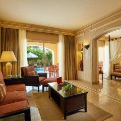 Отель Jaz Makadi Star & Spa 5* Президентский люкс с различными типами кроватей фото 2