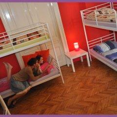 Fifth Hostel Кровать в общем номере с двухъярусной кроватью фото 3