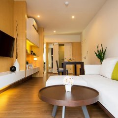Отель Hill Myna Condotel 3* Люкс с 2 отдельными кроватями фото 7
