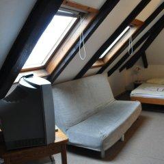 Hotel Svornost 3* Номер категории Эконом с различными типами кроватей фото 5