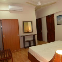 Отель Batuta Maldives Surf View Guesthouse 3* Стандартный номер фото 27