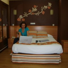 Отель Almirante Испания, Ла-Корунья - отзывы, цены и фото номеров - забронировать отель Almirante онлайн сейф в номере