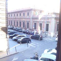 Отель Roma Tempus балкон