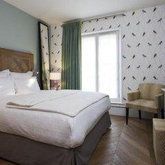 Hotel La Villa Saint Germain Des Prés 4* Стандартный номер с различными типами кроватей фото 8