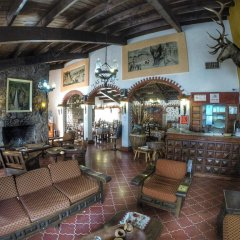 Hotel Parador Santa Cruz гостиничный бар
