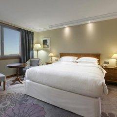 Sheraton Zagreb Hotel 5* Номер Делюкс с различными типами кроватей фото 5