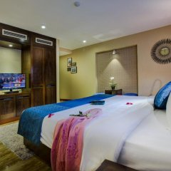 Oriental Suite Hotel & Spa 4* Люкс разные типы кроватей фото 9