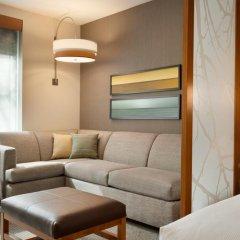 Отель Hyatt Place Washington DC/Georgetown/West End 3* Стандартный номер с различными типами кроватей фото 2