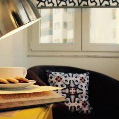 Отель Ericeira Boutique Lodge в номере