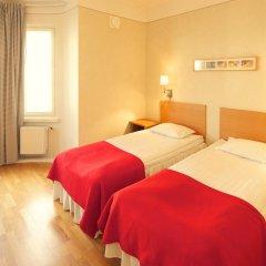 Отель Hellsten Helsinki Parliament 3* Улучшенная студия с разными типами кроватей фото 10