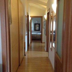 Отель Duca degli Abruzzi Аоста сейф в номере
