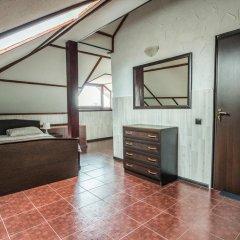Мини-Отель Внучка Стандартный номер с двуспальной кроватью фото 15