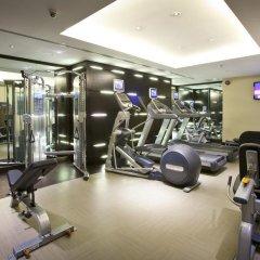 Отель The Grosvenor фитнесс-зал фото 2