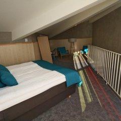 KURSHI Hotel & SPA 3* Люкс с различными типами кроватей фото 2