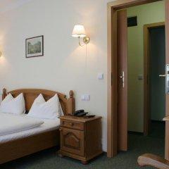 Отель Pension Villa Rosa 3* Стандартный номер с двуспальной кроватью фото 13