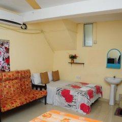 Отель Manimalar Lodge Шри-Ланка, Коломбо - отзывы, цены и фото номеров - забронировать отель Manimalar Lodge онлайн комната для гостей фото 4