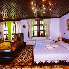 Отель Sharlopova Boutique Guest House - Sauna & Hot Tub Боженци комната для гостей