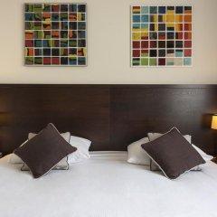 Europeum Hotel 3* Стандартный номер с двуспальной кроватью фото 14