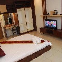 Отель Ze Residence 2* Улучшенный номер с различными типами кроватей фото 2