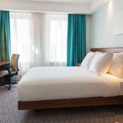 Отель Hampton by Hilton Amsterdam Centre East 3* Стандартный номер с различными типами кроватей фото 4
