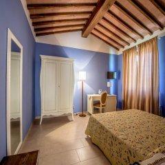 Отель Albergo La Foresteria Синалунга комната для гостей фото 2