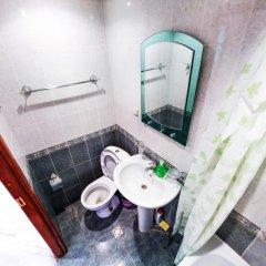 Отель Yerevan Lights Apartment Армения, Ереван - отзывы, цены и фото номеров - забронировать отель Yerevan Lights Apartment онлайн ванная фото 2