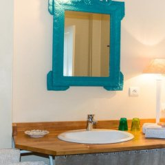 Отель Les Petites Vosges ванная