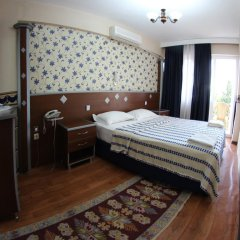 Hotel Canberra Сельчук комната для гостей