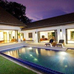 Отель Villa Suksan Nai Harn 3* Вилла с различными типами кроватей фото 3