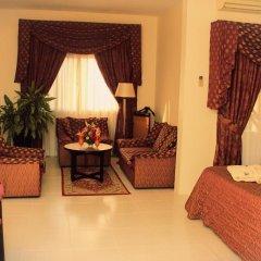 Отель Nova Park Hotel ОАЭ, Шарджа - 1 отзыв об отеле, цены и фото номеров - забронировать отель Nova Park Hotel онлайн комната для гостей фото 4
