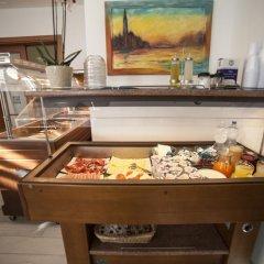 Hotel Gabbiano Римини питание фото 3