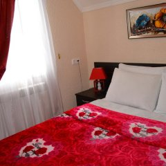 Гостиница Респект комната для гостей фото 2