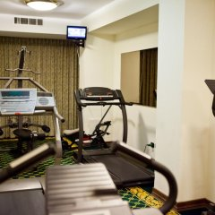 Alga Hotel фитнесс-зал