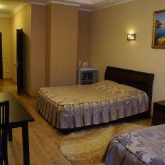Гостиница Лазурный берег комната для гостей фото 5