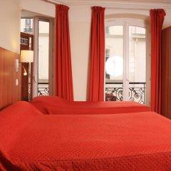Отель Hôtel Marignan Стандартный номер с различными типами кроватей фото 4