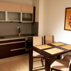 Отель ARENA Complex 4* Апартаменты с различными типами кроватей фото 11